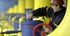 أوكرانيا تقرر خفض وارداتها من الغاز الطبيعي الروسي إلى النصف