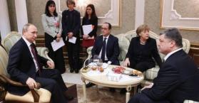 """""""الرباعية النورماندية"""" غير مرتاحة لسير تنفيذ اتفاقية مينسك 2 حول أوكرانيا"""