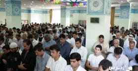 الأحد أول أيام عيد الفطر السعيد 1433هـ في أوكرانيا