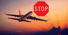 تحويل مسارات الطيران المدني بعيدا عن الاجواء الاوكرانية