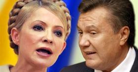 يانوكوفيتش يرفض إطلاق سراح زعيمة المعارضة ورئيسة الوزراء السابقة تيموشينكو