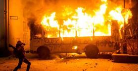 مواجهات تصعد الأوضاع في أوكرانيا مجددا، وواشنطن تهدد بفرض عقوبات