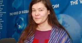 نداء إنساني إلى من يهمه الأمر.. حول اختطاف صحفية أوكرانية في سوريا