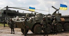 متحدث عسكري: مقتل 14600 مسلح انفصالي في شرق أوكرانيا منذ بدء المواجهات