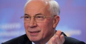 آزاروف يرحب باقتراح روسي لبحث تبعات شراكة أوكرانيا مع الاتحاد الأوروبي
