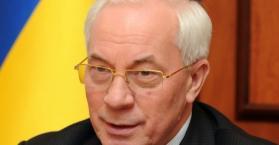 يانوكوفيتش يرشح آزاروف مجددا لرئاسة حكومة أوكرانيا