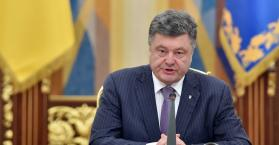 بوروشينكو يحذر فنلندا ودول البلطيق من أن تمسها سياسة بوتين العدوانية