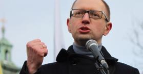 """رئيس الوزراء الأوكراني """"أرسيني ياتسينيوك"""""""