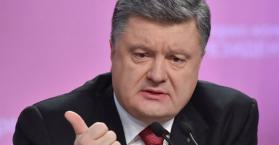 """بوروشينكو: مستعدون للحديث مع """"ممثلي الدونباس"""" بهذا الشرط"""