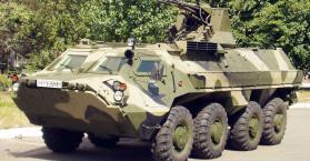"""عيوب تقنية """"خطيرة"""" في مدرعات وطائرات باعتها أوكرانيا للعراق"""