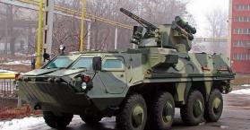 أنباء عن إلغاء العراق لصفقة شراء 420 عربة مدرعة من أوكرانيا