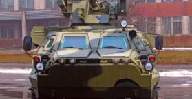 """صفقة عسكرية بين أوكرانيا وكازاخستان لإنتاج مدرعات """"بي تي آر 4"""""""