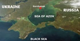 """إلقاء القبض على مهاجر روسي حاول التسلل """"سباحة"""" إلى أوكرانيا"""
