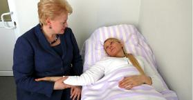 إيطاليا تطالب السلطات الأوكرانية بزيارة رئيسة الوزراء السابقة تيموشينكو