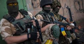 البرلمان الأوكراني يسمح للأجانب الالتحاق بصفوف الجيش