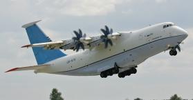 """أوكرانيا وروسيا تنتجان قريبا طائرة النقل العسكري """"أن 70"""""""