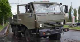 بعد مواجهات المطار واستخدام الطائرات.. توتر في دونيتسك ومطالب بحظر جوي