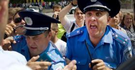 """لجنة خاصة لمراقبة """"سلوك ومظهر"""" رجال الشرطة في أوكرانيا"""