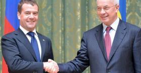 تشكيل لجنة أوكرانية روسية لحل الخلافات الاستثمارية بين البلدين