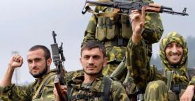 نيويورك تايمز: شيشانيون يقاتلون إلى جانب أوكرانيا ضد الانفصاليين والروس