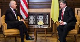 الولايات المتحدة غير راضية عن حجم الفساد في أوكرانيا