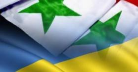 سوريا تستورد من أوكرانيا 150 ضعف ما تصدره لها