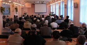 بناء الأئمة أولوية تسبق بناء المساجد في أوكرانيا
