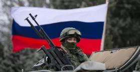 أوكرانيا تتهم روسيا باستهداف قواتها والغزو