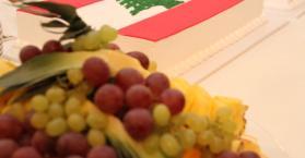 سفارة لبنان في أوكرانيا تحتفل بمناسبة ذكرى الاستقلال