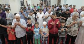 شهر رمضان المبارك 1436هـ في أوكرانيا.. ألوان ثقافات واستحضار أزمة