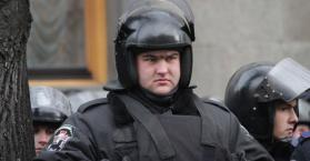 """كيف يتعامل الأمن الأوكراني مع احتجاجات """"اليورو ميدان""""؟"""
