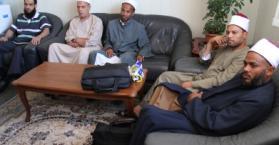 أئمة من مصر والسعودية يشاركون مسلمي أوكرانيا في إحياء شهر رمضان المبارك