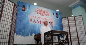 أئمة ووعاظ وقراء أزهريون يشاركون بإحياء شهر رمضان المبارك 1434هـ في أوكرانيا