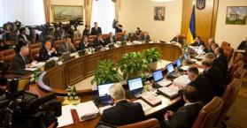 أوكرانيا توافق على مسودة اتفاقية الشراكة مع الاتحاد الأوروبي