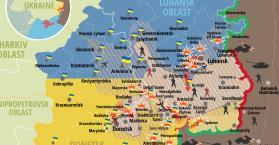 من منطلق قوة.. أوكرانيا ترفض هدنة مع انفصالييها
