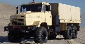 """مصر تستورد دفعة جديدة من سيارات """"كراز 6322"""" العسكرية الأوكرانية"""