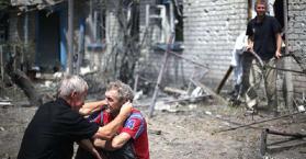 """""""الخوف في أوكرانيا"""".. فيلم ألماني عن النزاع الأوكراني بعيون سكان البلاد"""