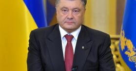 بوروشينكو يهنئ مسلمي أوكرانيا بمناسبة عيد الفطر السعيد