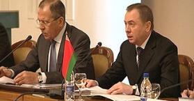 موسكو ومينسك تتطلعان إلى تطوير العلاقات مع أوكرانيا بعد انتخاباتها البرلمانية
