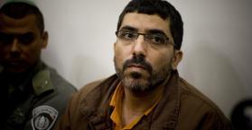 الأسرى يمهلون سلطات الاحتلال 48 ساعة لإنهاء عزل أبو سيسي المختطف من أوكرانيا