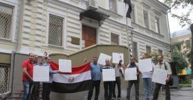 """المصريون في أوكرانيا.. ضد """"الانقلاب"""" أم مع """"خارطة الطريق""""؟"""