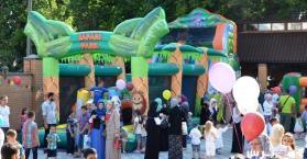"""الإعلان عن مواعيد صلاة عيد الأضحى و""""برامج ترفيهية"""" بهذه المناسبة في أوكرانيا"""