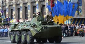في ذكرى الاستقلال.. أوكرانيا: الاستعداد للحرب يحقق السلام