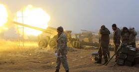 بعد اتهامات الانفصاليين..الجيش الأوكراني ينفي قصفه لدونيتسك