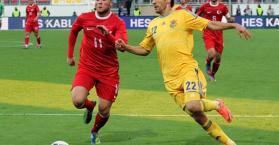 منتخب أوكرانيا يخسر مباراة ودية أمام نظيره التركي
