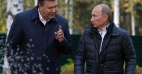 """لقاء سري بين يانوكوفيتش وبوتين لبحث """"كل خيارات"""" شراكة أوكرانيا مع أوروبا"""