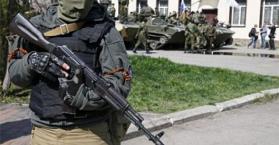 الانفصاليون شرق أوكرانيا يأمرون وكالات دولية بالمغادرة