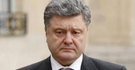 بوروشينكو يبحث الأوضاع الإنسانية في شرق أوكرانيا مع رئيس اللجنة الدولية للصليب الأحمر