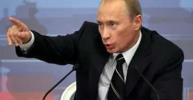 بوتين: تدابير وقائية روسية إذا وقعت أوكرانيا اتفاقية الشراكة مع أوروبا