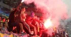 الاتحاد الأوكراني لكرة القدم يستأنف عقوبة الفيفا بالحرمان من الجمهور